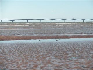 Borden-Carleton cottage photo - Confederation Bridge