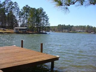 Lake Gaston house photo - Dock on Lizard Creek
