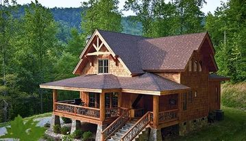 Whittier cabin rental - Enjoy 'good ole Smoky Mountain days'