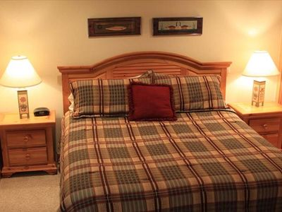Sunriver house rental - Additional Master - King