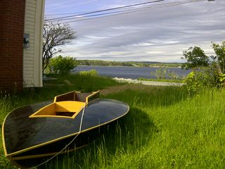 "Mahone Bay house photo - Ask about renting Neils award winning ""Black Jack""."