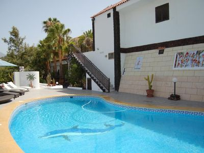 Alcala house rental - comon Pool heating possible
