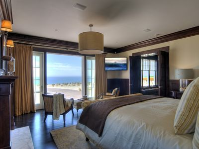 Master Oceanfront Bedroom