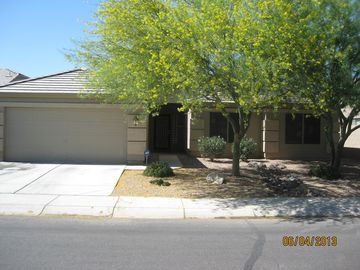Maricopa house rental - Front of house #2
