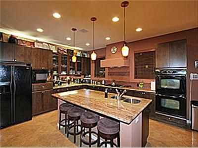 Kitchen Center Island