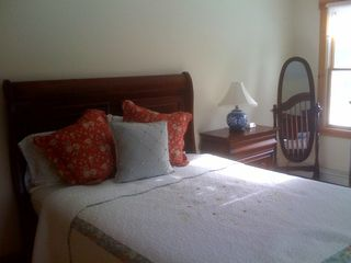 Oak Bluffs house photo - Gorgeous Waterview Queen Bedroom