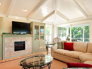 Sanibel Island house photo - Large Living Room
