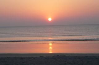 Cocoa Beach condo photo - .Sunrise on our Beach