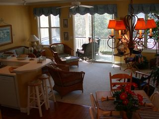 Fripp Island house photo - There's plenty of living space to relax