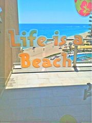 Puerto Penasco condo photo - It's all about the beach!
