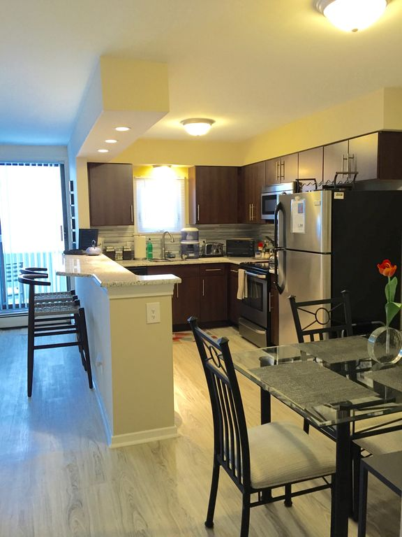 H2 #2 - Ann Arbor (Bellanina) Guesthouse- Luxury across from Big House'