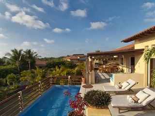 Punta Mita villa photo - Private pool, large terrace and lovely views
