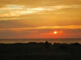 Peconic house photo - Extraordinary sunsets almost every evening ... better than any cable channel!