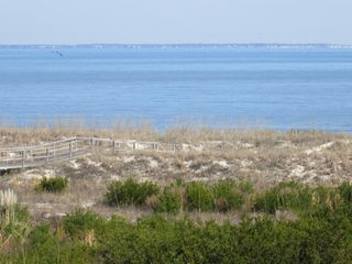 Harbor Island house photo - Edisto Island in the distance....