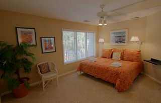 Palmetto Dunes house photo - streetside bedroom