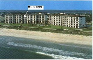 Ormond-by-the-Sea condo photo - Ariel view of Ocean Watch Condominiums