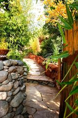 Sedona house photo - Dragonfly Sanctuary Entry