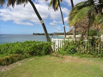 Makaha COTTAGE Rental Picture