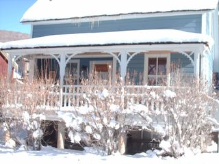 Old Town cottage photo - 'The Blue House', a TWO STORY miner's home
