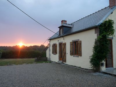 Rural Cottage With Private Pool In Large Garden