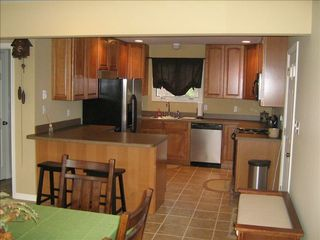 Lake Ariel chalet photo - Fully Remolded Kitchen with all needed appliances to make your stay enjoyable