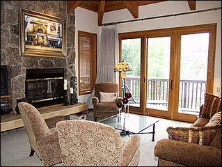 Snowmass Village condo photo - Another Family Room View