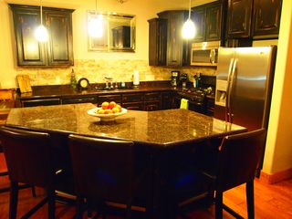 Bear Hollow Village condo photo - Kitchen with everything you need to cook and feed your family and friends!