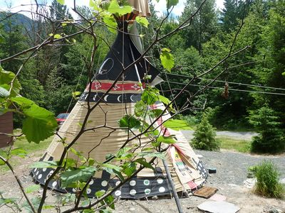 Tatoosh Tipi