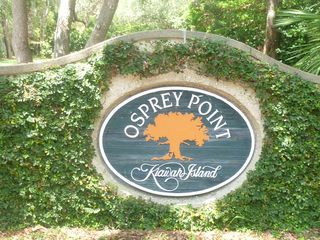 Kiawah Island villa photo - Kiawah's Osprey Point Golf Course.