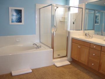 Each Bedroom has it's own luxurious private bathroom