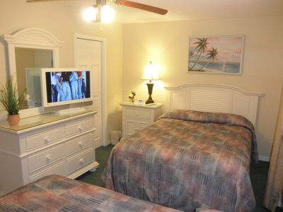 BDR 2--Queen & Full Beds--32 inch LCD HDTV--Walkin Clo--Full Bath