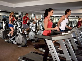 San Jose del Cabo villa photo - Fitness Center On-Site at the Cabo Azul Resort