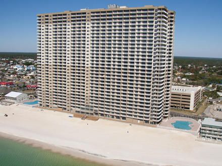 Luxury 2 Bedroom Condo Panama City Beach Fl Vrbo