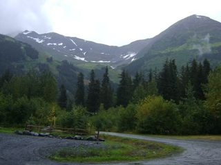 Girdwood lodge photo - Sweeping View of Mt.Alyeska & Max's Mountain