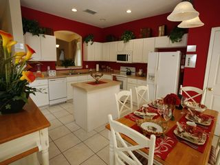 Fully fitted kitchen with everything you will need. - Emerald Island villa vacation rental photo