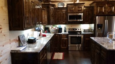 Rivers Bluff Cabins - Private Romantic Cabin for (2) with great views.