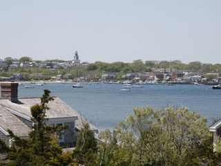 Monomoy house photo - View of Town from Master Bedroom