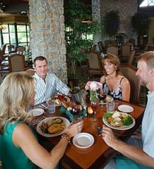 Branson cabin photo - Fine Dining on-site at the clubhouse Restaurant