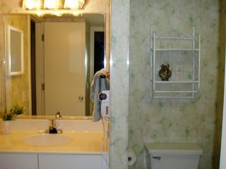 Kingston Plantation condo photo - Another view of Guest Bathroom