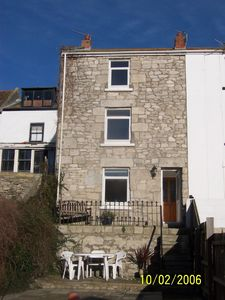 Chesil Cove, Portland - 100 metres from Beach - character cottage