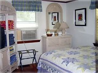 Hyannis - Hyannisport house photo - Queen Bedroom with Two Dressers, TV with Cable and AC