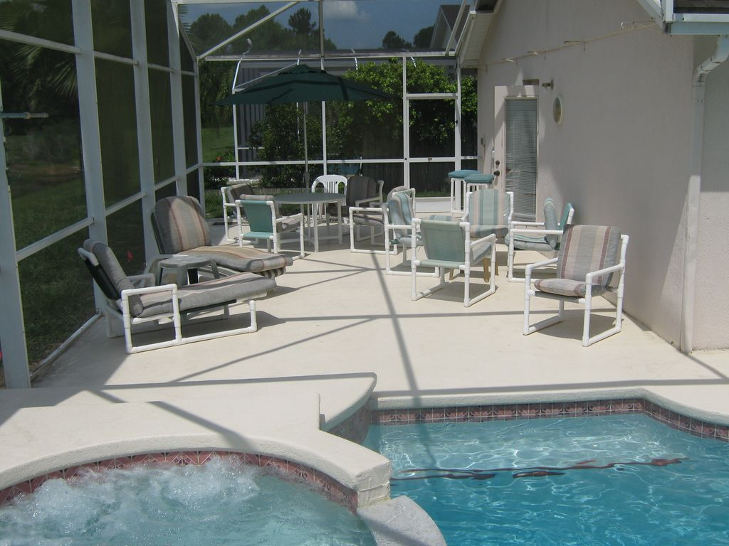 Luxury 3 Bedroom Villa with South Facing Pool and Spa.