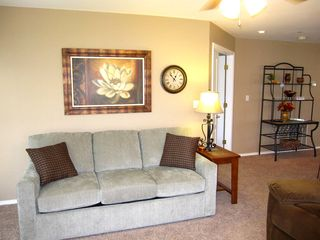 Branson condo photo - Bedding is provided for the queen sized sofa sleeper.