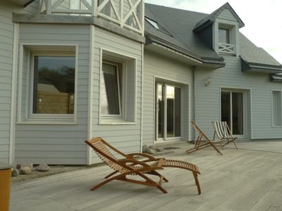 House in Erquy, 10 minutes walk from the beach Lourtouais