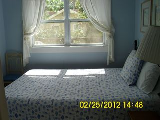 Tybee Island house photo - Blue bedroom