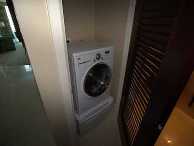Miami Beach hotel rental - Washer Dryer