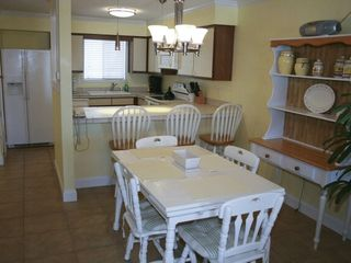 Navarre Beach condo photo - Kitchen/Dining Area. Modern Appliances Loaded!