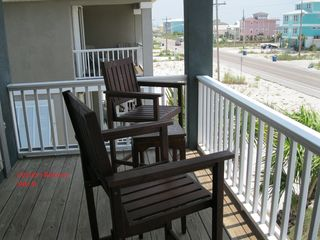 Gulf Shores house photo - Main Floor Balcony