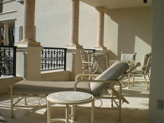 Fisher Island condo photo - SOLARIUM