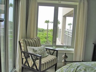 Ocean view from the Master Bedroom - Kiawah Island villa vacation rental photo